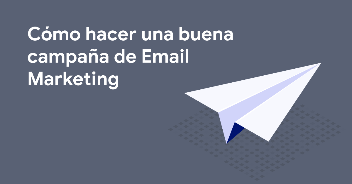 campaña email marketing mailing