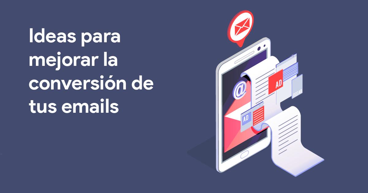 mejorar conversion emails