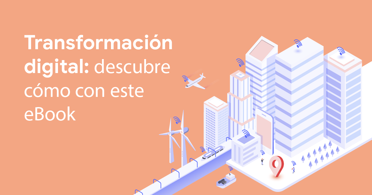 Transformación digital ebook