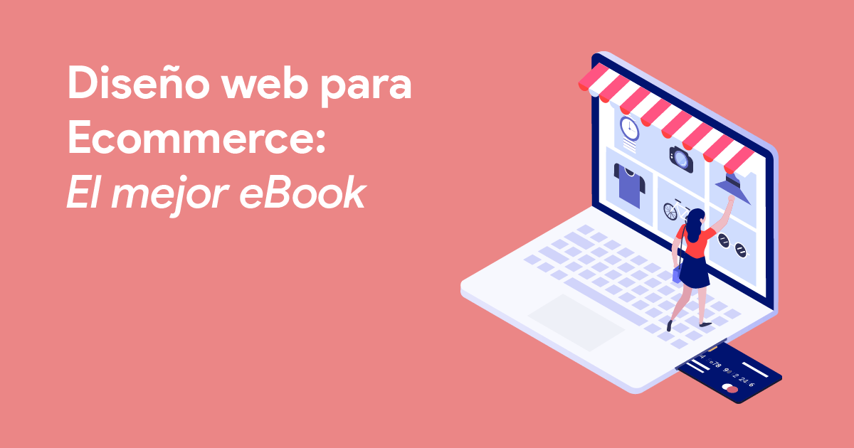 Diseño web ecommerce ebook