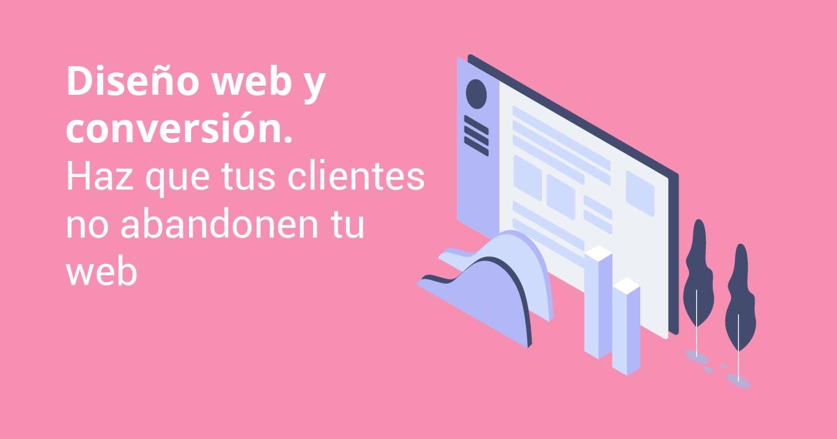 diseño web y conversión