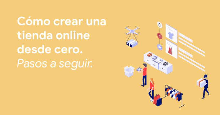 crear tienda online