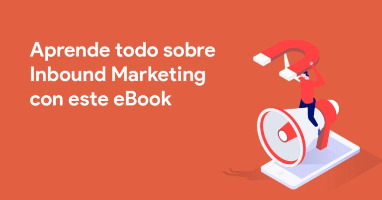 Aprende Inbound Marketing ebook