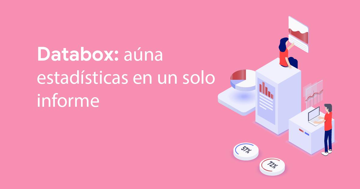 Databox estadisticas