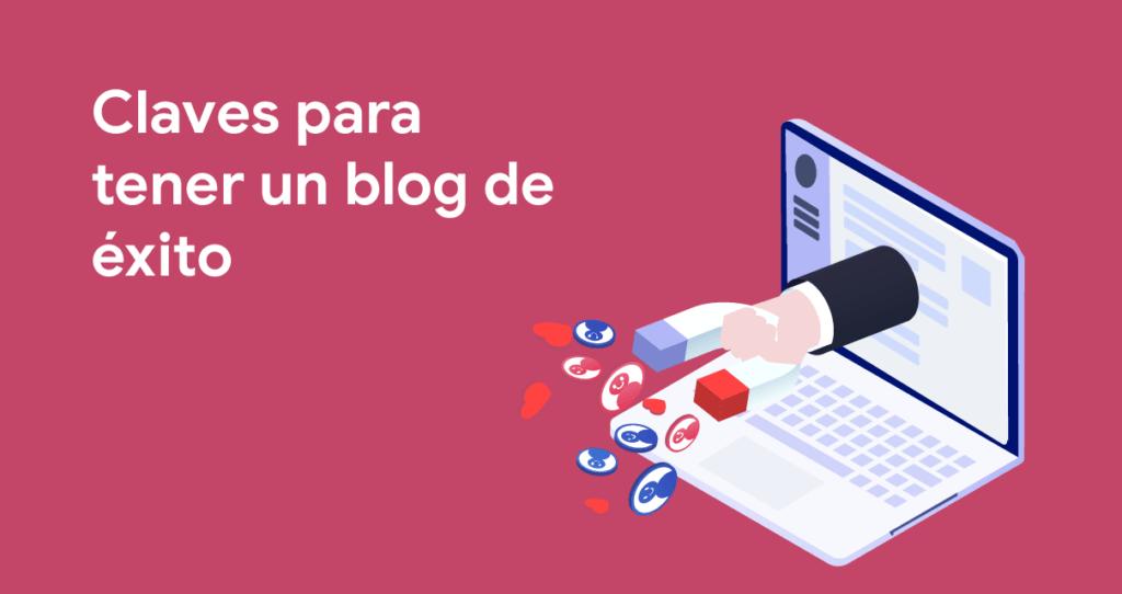 Claves blog exito