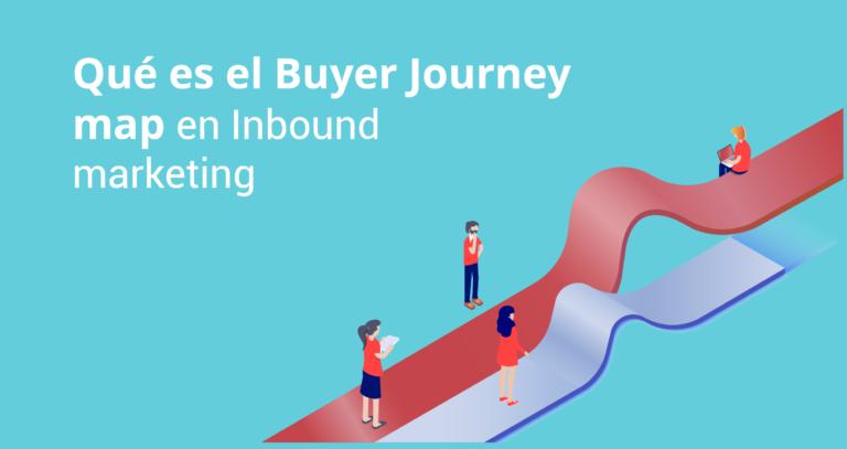 Qué es el buyer journey map