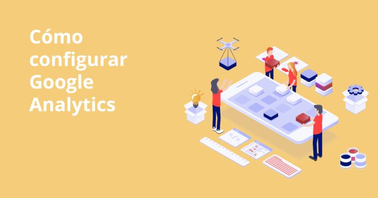 Cómo configurar analytics