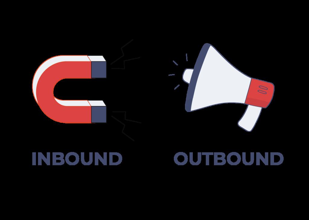 Diferencia entre inbound y outbound